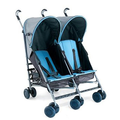 Side by Side Umbrella Stroller