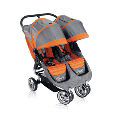 "Graco Twin Ipo Stroller - Platinum - Graco - Babies ""R"" Us"
